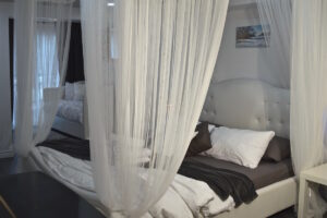 Jewel Bed with Canopy - Pinery Bijou Suite, Port Franks, Ontario, Canada - Adults Only Luxury Vacation