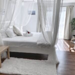King Sized Canopy Bed